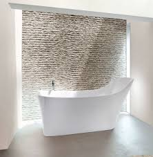 clearwater 1600 x 800mm nebbia natural stone bath including waste