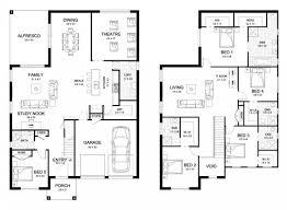 duplex floor plans single story 5 bedroom house plans single story duplex pdf home decor one ranch