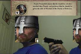 Trust No One Meme - trust no one not even yourself crusaderkings