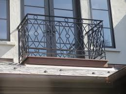 balcony rails builders ironworks inc
