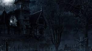download halloween wallpaper halloween haunted house widescreen wallpaper wide wallpapers net