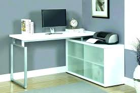 corner office desk with storage white corner office desk corner office desk white desk with shelves