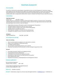 sales assistant resume the literacy web esl efl resources advertising sales assistant