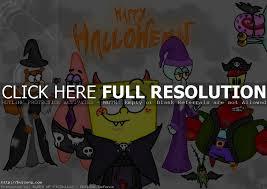 spongebob happy halloween u2013 halloween wizard