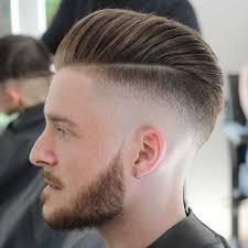 little boy comb over hairstyle popular side part hairstyles for men 2018
