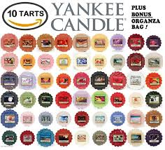 yankee candle wax grab bag of 10 assorted