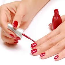 how to put on nail polish tips for applying nail polish