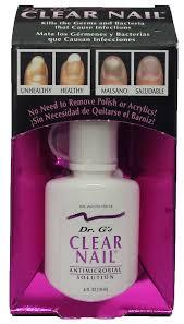 dr g u0027s clear nail antifungal drops for nails kj beauty store