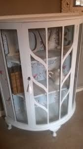 Corner Glass Display Cabinet Ebay Cabinet Small Wall Curio Cabinet With Glass Doors Awesome Glass