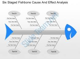 fishbone analysis diagram powerpoint diagram templates graphics