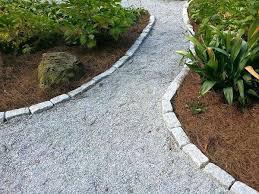 Modern Garden Path Ideas Pathway Ideas For Garden Rectangular Set In The Soil Lining A