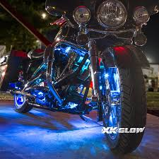 how to install led strip lights on a motorcycle 12 strip ios android app wifi control led motorcycle led neon