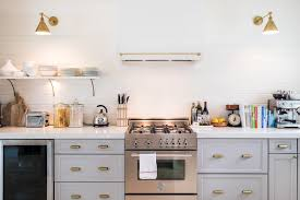 small kitchen kitchen without cabinets the pros and cons of no cabinets in the kitchen
