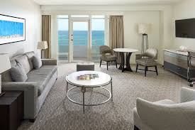 Living Room Suites by 2 Bedroom Suites In Miami Fontainebleau Miami Beach One U0026 Two
