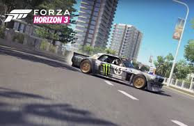 hoonigan mustang forza gets ken block cars with hoonigan car pack video