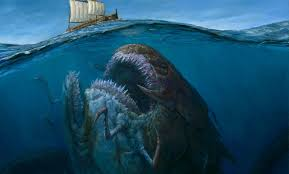 8 biggest sea monsters ever youtube