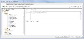 Change Table Name Oracle Powerdesigner Generate Script Settings For Oracle Ba6 Us
