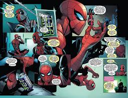spider man deadpool vol 3 itsy bitsy review quips thwips and
