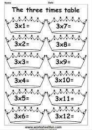 multiplication times tables worksheets u2013 2 3 4 6 7 8 9 10