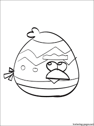 angry birds big brother bird coloring pages