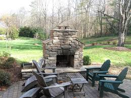patio ideas with fireplace decked out outdoor fireplace designs