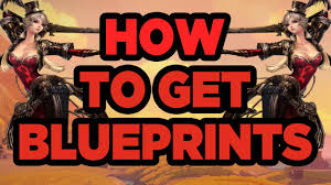 Online Blueprints by Revelation Online How To Get Blueprints Weekly Quest Youtube