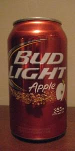 bud light flavors bud light apple anheuser busch beeradvocate