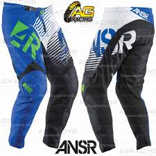 answer motocross boots answer 2015 youth syncron blue white race pants 24 inch motocross