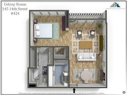 The Ansley Floor Plan Colony 424 Metro Atlanta Real Estate Specialist