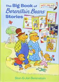 big book of the berenstain bears stan berenstain jan berenstain