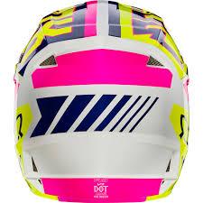 fox v1 motocross helmet fox racing 2017 mx new v1 falcon navy white yellow dirt bike