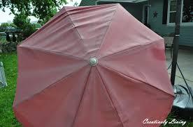 Paint Patio Umbrella Painting Your Umbrella Creatively Living