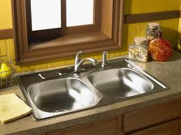 how to get stainless steel sink to shine how to make your stainless steel sink shine cleaning tips