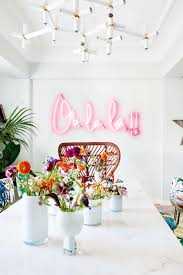 daring home decor neon lights for every room neon spanish and
