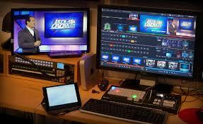 building a virtual studio for an interactive game show