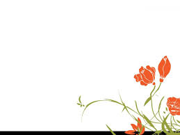 Star Floral Design For Powerpoint Backgrounds Presnetation Ppt Design For Powerpoint