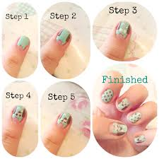 a little blogg super cute pastel owl nail art tutorial 5 steps