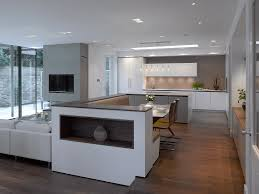 Grey White Kitchen Holt A Luxury Grey U0026 White Kitchen From Roundhouse Design