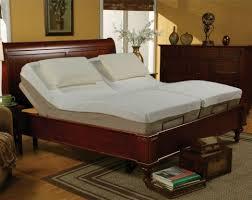 Headboard For Adjustable Bed Adjustable Bed Frame For Headboards And Footboards Walmart Com