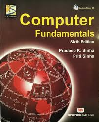 computer fundamentals 6th edition by pradeep k sinha priti