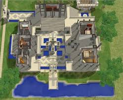 mod the sims the white rose of rome