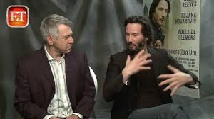 Sad Keanu Reeves Meme - keanu reeves meets his sad keanu meme youtube