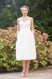 robe de mariã e mariage civil chic strapless sweetheart wedding dress with pockets by