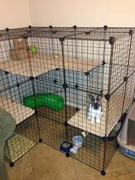 How To Build An Indoor Rabbit Hutch Bunny Condo That I Made Total Cost Was About 75 Caitlin
