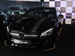 mercedes helpline mercedes amg 45 facelift launched in india prices