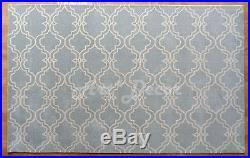 Porcelain Blue Rug Barn Persian 10x14 Scroll Tile Light Blue Woolen Area Rugs Carpet