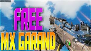 get mx garand for free mx garand gameplay in black ops 3 bo3 mx