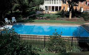inground pool installation in buffalo nymister pool custom