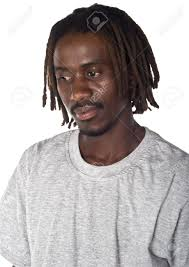 male rasta hairstyle portrait of rasta man casual dressed stock photo picture and