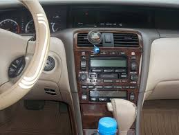 2001 Toyota Avalon Interior Tokunbo Toyota Avalon 2001 Leather For Sale 1 3m Negotiable